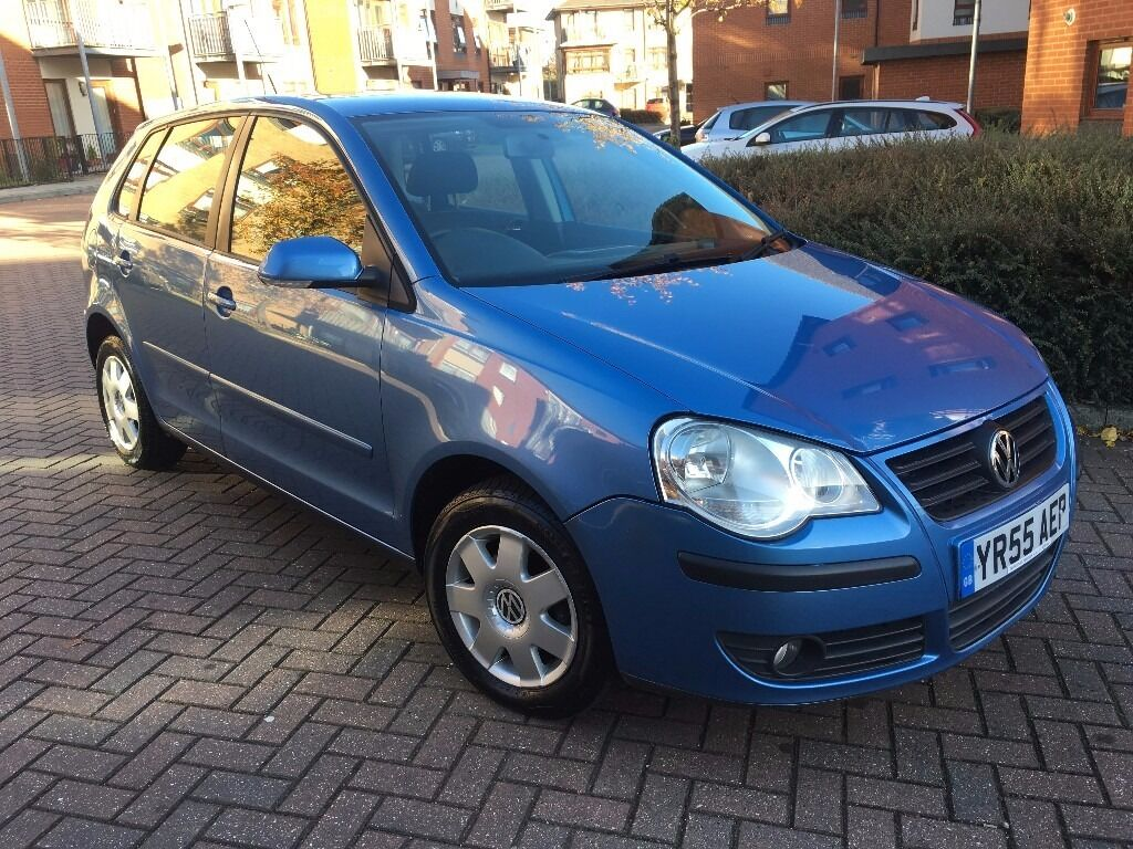 Volkswagen Polo 1.2 S 5dr **ONE YEARS MOT**3 MONTH WARRANTY**