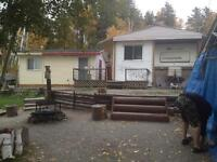 Cottage n camp at Old mill campground