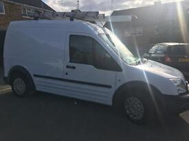 Ford Transit Connect lwb high top 77k