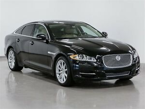 2013 Jaguar XJ 3.0L AWD CERTIFIED 6/160 @ 0.9% INTEREST