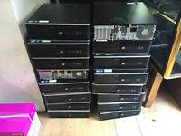HP Compaq 8100 sff Core i5-650 3.20GHz 4GB Ram 320GB Hdd Win 7 PC