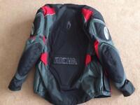 Richa Bike Jacket - as new - worn twice!