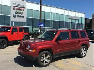 2016 Jeep Patriot Sport/North NAVIGATION LEATHER SUNROOF