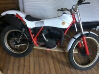 Montessa Cota 349cc 1979 model.