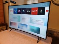 Brand new boxed Samsung 55 inch CURVED UE55RU7300 smart 4k uhd hdr led tv with wifi, freeview hd