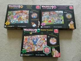 Jigsaw. Wasgij 1000 piece