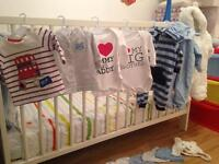 Boys clothes age first size to 3 months bundle