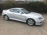 2005 Hyundai 1.6S Coupe. ONLY £895!!
