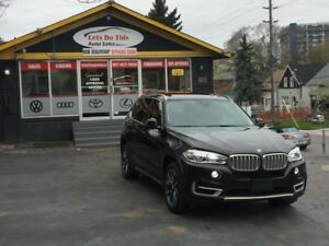 2014 BMW X5 xDrive50i ONE OWNER LUXURY LINE PACK CERTIFIED