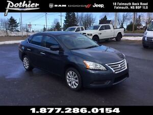 2014 Nissan Sentra S | FWD | CLOTH | HEATED MIRRORS |