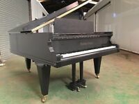 INCREDIBLE HIGH GLOSS SPARKLY GRAND PIANO