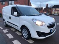 2013 63 Vauxhall Combo 1.3 CDTI Long Wheel Base SPORTIVE L2 H1 Van NO VAT