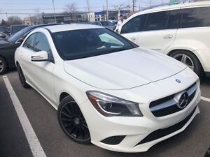 2014 Mercedes-Benz CLA-Class | LEATHER | AWD