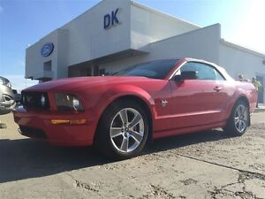 2009 Ford Mustang GT, Automatic, convertible, 4.6L