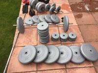 Vinyl Weights/fitness