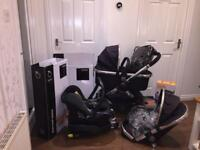 icandy peach Travel system (pram / stroller)