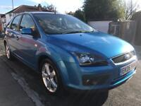 2006 Ford Focus 1.8 Zetec Climate 5 Door Hatchback Petrol