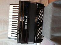 ROLAND FR4X Digital accordion made Japan