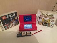 Nintendo DS Plus 4 Games