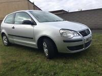 VW polo 1.2 2006 with mot 2 owners starts and drives perfect £1100