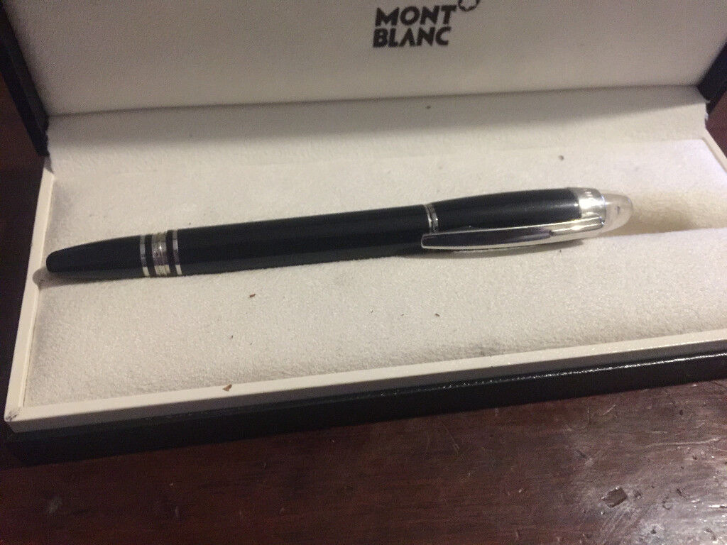 Montblanc Diamond Starwalker 100th Anniversary Limited Edition Fountain Pen (100% AUTHENTIC)
