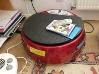 Superb Vibropower Disc Vibroplate in Excellent working order