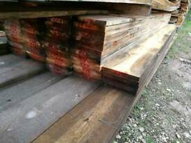 9x1 Sawn Boarding (225mm x 25mm) 3.9mtr Lengths