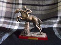 Famous Race Horse statues- Six different designs. £10 each