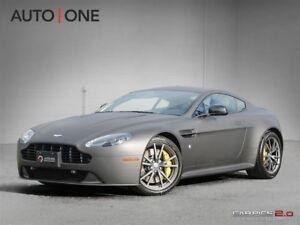 2015 Aston Martin Vantage GT SPORT SHIFT II | MATTE BLACK WRAP