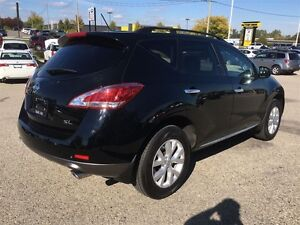 2014 Nissan Murano AWD ONE OWNER ACCIDENT FREE SL HEATED LEATHER Kitchener / Waterloo Kitchener Area image 6