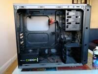Corsair CX600M Power Supply & Corsair 230T PC Case