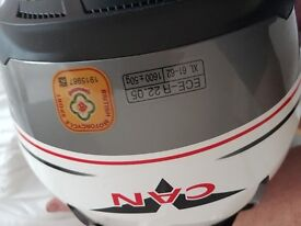As new helmet