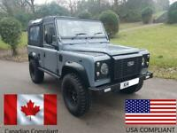 1994 DEFENDER 90 300 TDI SOFT TOP - LHD CONVERSION INCLUDED
