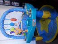 Soucoupe ExerSaucer ultra 2 in 1