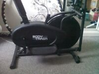 crosstrainer/bike good condition