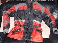 Akito motorbike jacket XXXL