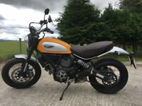 Ducati Scrambler (Classic) - IMMACULATE CONDITION
