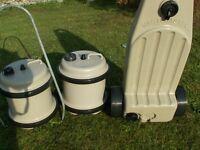 Aqua Rolls and Wastemaster