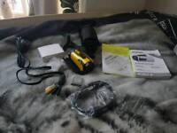Silver Crest HD Camcorder Waterproof Brand new condition