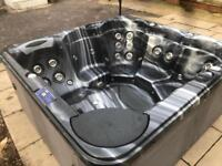 Hot tubs from £2,495 to £6,495 - great choice - nationwide delivery