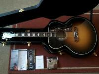 Gibson J200 Electro Acoustic guitar 2016