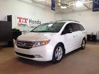 2012 Honda Odyssey Touring Certified *New Brakes, No Accidents*