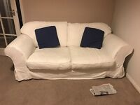 Lovely second hand great condition double bed size sofa bed