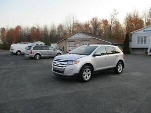 2013 Ford Edge SEL - AWD, 6 CYLINDRES