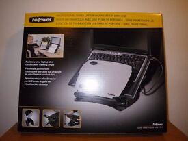 Bundle; wireless head set, keyboard( new) laptop work station with USB.