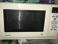 MATSUI microwave.