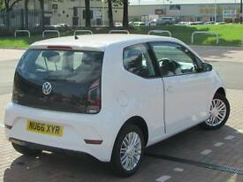 Volkswagen UP MOVE UP (white) 2016-10-31