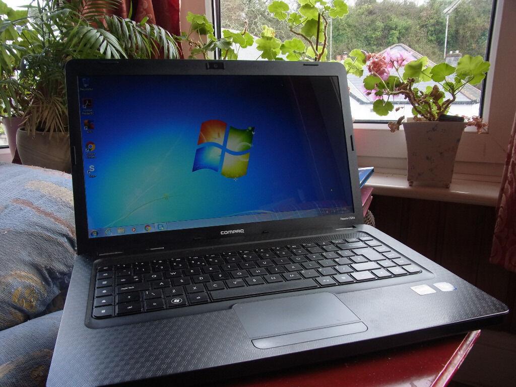 "HP Compaq Presario CQ65 15.6"" Laptop"