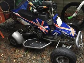 Blata 49 cc mini Moto racing quad