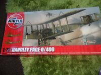 Airfix model A06007 Handley Page 0/400 1:72 new